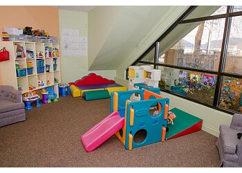 Kelowna preschool Grins & Giggles Child Care Center