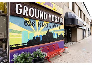 Saskatoon yoga studio Ground Yoga