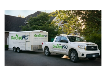 Abbotsford lawn care service  GroundsPRO