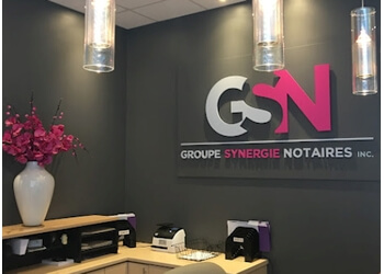 Laval notary public Groupe Synergie Notaires Inc.