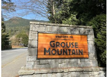 Grouse Mountain North Vancouver Landmarks