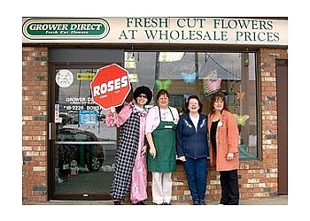 Nanaimo florist Grower Direct Fresh Cut Flowers