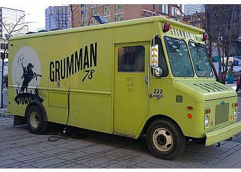 Montreal food truck Grumman 78