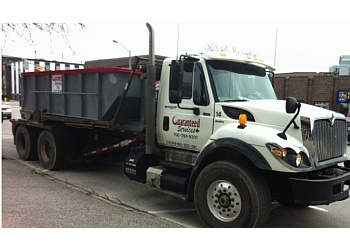 Barrie junk removal Guaranteed Services