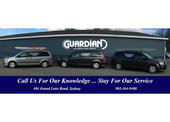 Cape Breton security system Guardian Alarm & Security Systems