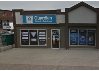 Lethbridge security system Guardian Security Solutions