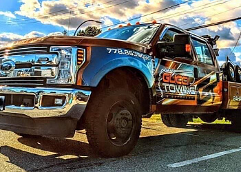 Surrey towing service Gucci Towing