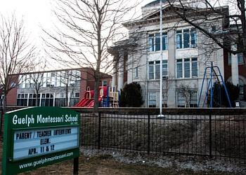 Guelph preschool Guelph Montessori School
