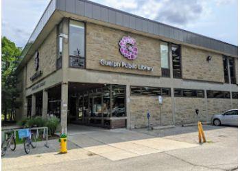 Guelph landmark Guelph Public Library