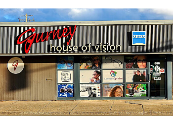 Prince George optician Gurney House of Vision Ltd.