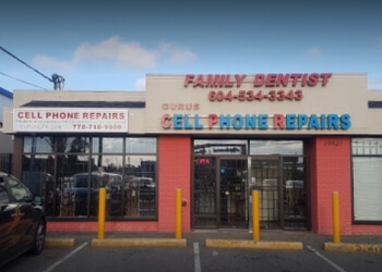 Langley cell phone repair Guru's Cell Phone Repair