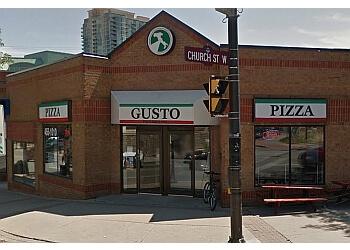 Brampton pizza place Gusto Pizzaria