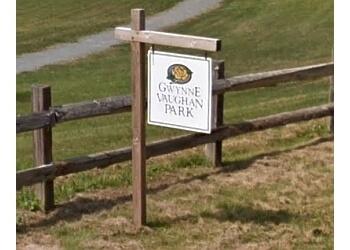 Chilliwack public park Gwynne Vaughan Park
