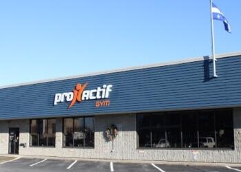 Drummondville gym Gym Proactif