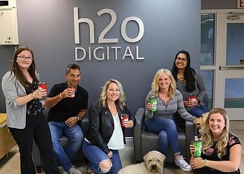 Richmond Hill advertising agency H2O Digital Marketing