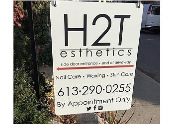 Ottawa nail salon H2T Esthetics