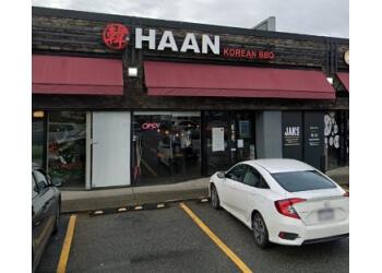 Coquitlam bbq restaurant HAAN Korean BBQ