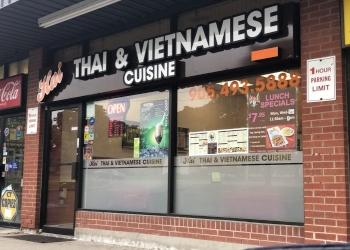 Whitby thai restaurant HAI THAI & VIETNAMESE CUISINE