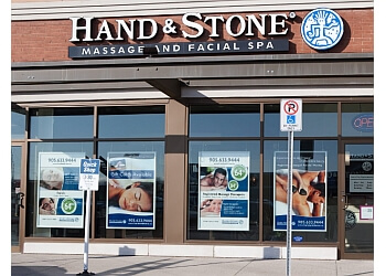 Burlington massage therapy HAND & STONE MASSAGE AND FACIAL SPA