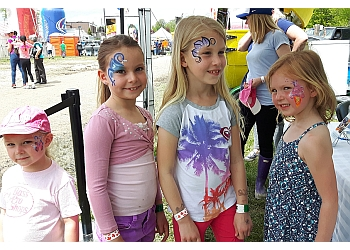 Orangeville face painting HAPPY ART FACE PAINTING