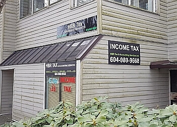 North Vancouver tax service HBR Tax & Accounting Services LTD.