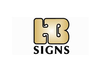 St Catharines sign company H B Signs
