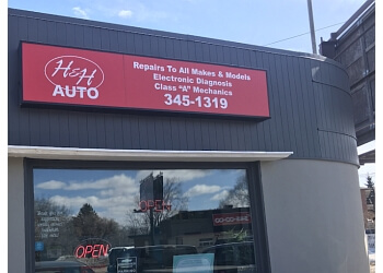 Thunder Bay car repair shop H & H Auto Service