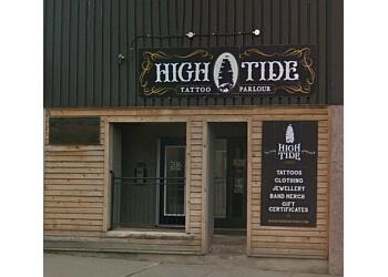 Thunder Bay tattoo shop High Tide Tattoo Parlour