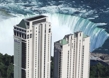 Niagara Falls hotel HILTON NIAGARA FALLS/FALLSVIEW HOTEL & SUITES