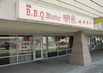 Richmond bbq restaurant HK B.B.Q. Master