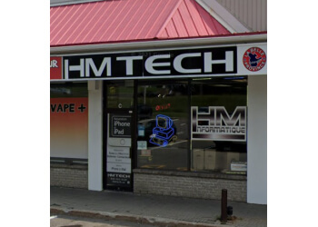 Saint Jerome computer repair HM Informatique