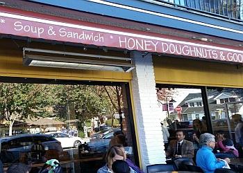 North Vancouver bagel shop HONEY DOUGHNUTS
