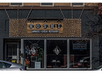 Peterborough japanese restaurant HOSHI  JAPANESE/KOREAN  RESTAURANT