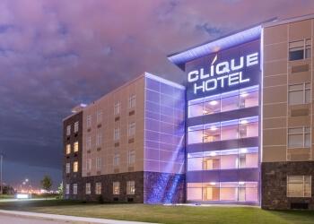 Calgary hotel HOTEL CLIQUE CALGARY AIRPORT