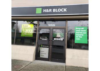 Surrey tax service H&R BLOCK