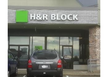 Delta tax service H&R Block