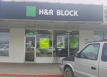 Kamloops tax service H&R Block