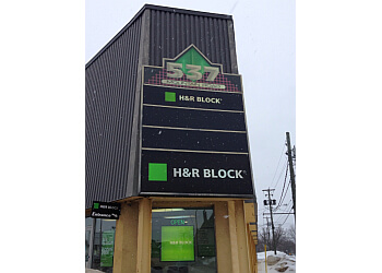Moncton tax service H&R Block