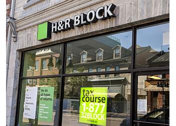 Kingston tax service H&R Block Canada, Inc.