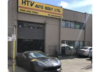 HTV AUTO BODY LTD