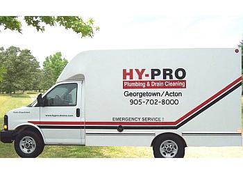 Halton Hills plumber HY-PRO PLUMBING & DRAIN CLEANING