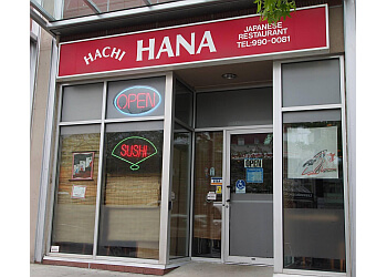 North Vancouver japanese restaurant Hachi Hana Japanese Restaurant