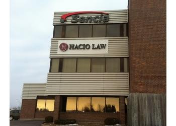 Thunder Bay personal injury lawyer Hacio Law