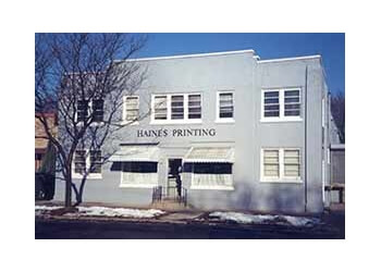 Sarnia printer Haines Printing