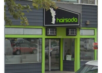 North Vancouver hair salon Hairsoda