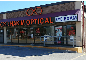 Newmarket optician Hakim Optical