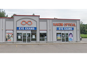 North Bay optician Hakim Optical