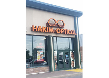 Saint John optician Hakim Optical