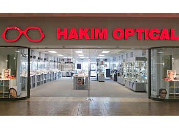 Sault Ste Marie optician Hakim Optical