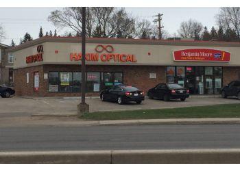 St Albert optician Hakim Optical